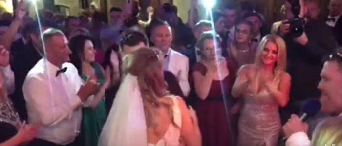 ślub Syna Zenka Martyniuka Do Tańca Młodej Parze Zaśpiewał
